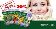 Nasiona Beauty & SPA 10% taniej i Darmowa wysyłka nasion od 99zł