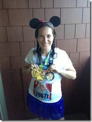2013 Disneyland Half Marathon Race Recap