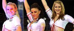 Do you favor presence of cheerleaders in IPL?