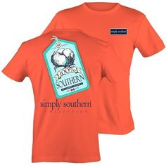 Simply Southern 100% Southern Raised Right Tee