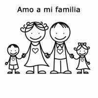 Risultati immagini per familia dibujo infantil Family Drawing, Drawing For Kids, Family Painting, Cartoon Drawings, Easy Drawings, Machine Silhouette Portrait, Kindergarten Drawing, Sketch Manga, Stick Figure Drawing