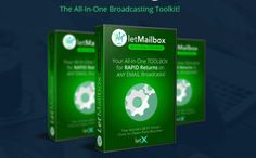 Letmailbox Email Broadcasts Software by Team Letx – Best Powerfull All In One ToolBox Email Broadcasts Software to Triple Your Clicks by Doing PRE-SELLING For You With The Latest Mute-Button Technology, Integrate Your Social Media With Copy Paste Simplicity, and Get 400% ROI On Your Investment In Email Marketing Easy The post LetMailBox appeared first on DiscountSAAS. Marketing Software, Email Marketing, Internet Marketing, Best Email, Seo Tools, Email Campaign, Virtual Assistant, Toolbox, All In One