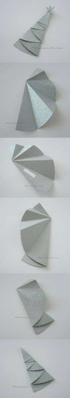 DIY Foldable Christmas Tree DIY Projects