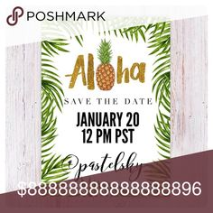 hosting! 📣💁🏻 hi posh friends!  happy to announce that i'll be hosting another fun 🎉 posh party!   date: saturday, january 20 time: 10 am HST | 12 pm PST theme: best in makeup  i'll be considering host picks from compliant closets and those who share the same love for posh! ❤️   let's be friends on IG: pastelsky_   😊 if I'm not already following you, please comment with your IG name and let me know you are following me.   happy poshing! Other