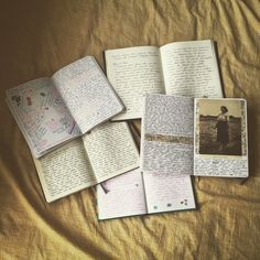 """shelfstacks: """"Used and currently using. #journaling-junkie """""""