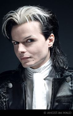 Tilo Wolff from Lacrimosa