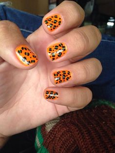 Nails style