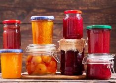 The 15 Funkiest Jams We Could Find, from Bacon to Corn Cob Jam Watermelon Jam, Carrot Cake Jam, Pumpkin Jam, Can Jam, Halloween Party Appetizers, Onion Jam, Chocolate Stout, Tomato Jam, Jam And Jelly