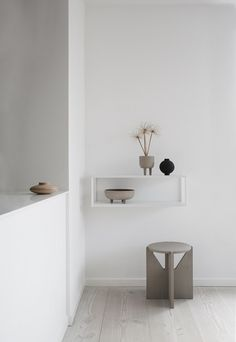 Sculptural minimalis