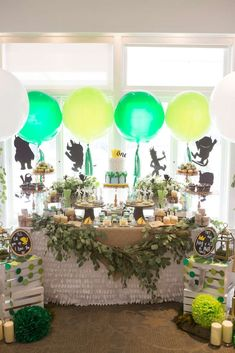 Where the Wild Things Are Birthday Party Ideas | Photo 1 of 40
