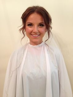 Bridal hair and makeup by Nicolette Lafranchi