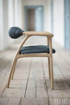 Haptic chair - Photo 5 | Image courtesy of Trine Kjaer, Morten Kjaer