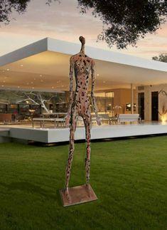 Feel the energy (Star woman) Sculpture by Michele Rizzi Archaeological Finds, Energy Star, Deconstruction, Three Dimensional, Futuristic, Saatchi Art, Garden Sculpture, Pop Art, Contemporary Art