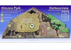 Dog Park, Dog Leash, Golf Courses, Boat, City, Dinghy, Dog Runs, Boats, Cities