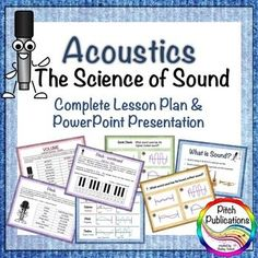 This unit is AMAZING. The amount of detail in the lesson plans is awesome and the activities are perfect for my classroom! Can't wait to implement this science of sound unit! Acoustics were never so much fun in both the music education room and science class!