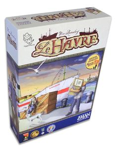 Le Havre ved Hyggeonkel