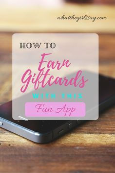 How to Earn Giftcard Money with this Fun App- whatthegirlssay.com Ready to make some money in a fun way, that doesn't require extra time? Read now, or re-pin to lean later! Download the Shopkick App and start earning points just for walking into stores you are already shopping at!