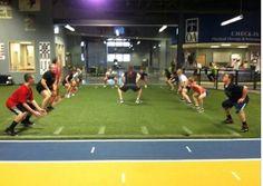 OA Parisi Speed School Future Champions - Open Speed Class #youthsports