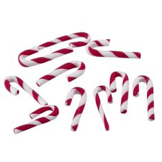 Miniature 10 Candy Canes