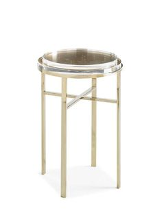 Sparkler : Classic Contemporary : Occasional Tables : con-acctab-026 | Caracole Furniture
