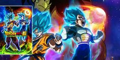 This movie is directed by Tatsuya Nagamine and written by Dragon Ball series creator Akira Broly Movie, Movie Subtitles, Picture Boards, Goku And Vegeta, Film Releases, Action Film, Anime Films, Release Date, Feature Film