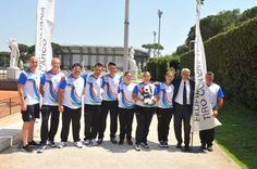 Archery Italy displays Olympic and Paralympic teams for Rio