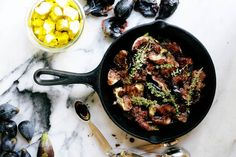 Baked Figs With Balsamic and Feta on Food52