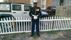 The Post This Marine Assigned Himself is Sure to Put a Smile on Your Face