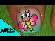 Hello Nails, Painted Toe Nails, Nails For Kids, Beautiful Toes, Toe Nail Designs, Manicure And Pedicure, Pretty Nails, Lily, Dragon