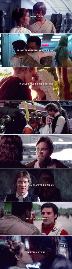 let us always find each other.   #starwars