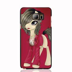 13389 ruki la gazette poney téléphone portable couverture de cas pour Samsung Galaxy Note 3,4, 5, E5, E7 CORE Max G5108Q