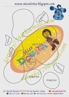 Miss Dorita Paper Piecing Patterns, Felt Patterns, Felt Crafts, Diy And Crafts, Paper Crafts, Cow Pattern, Sewing Toys, Animal Crafts, Painting Patterns