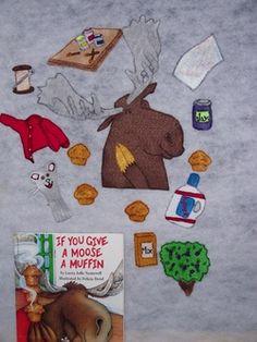 Flannel board stories