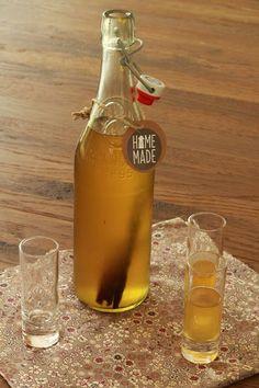 """On Dine chez Nanou: """"Orangecello"""" ou je me lance dans un premier essai de liqueur à l'orange"""