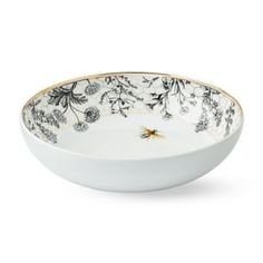 For a gathering that shimmers with warmth, set the table with our eye-catching collection. Featuring a floral honeycomb design and detailing, this bowl presents food beautifully and layers well with white-glazed porcelain dinnerware and s… Honeycomb Cake, Honeycomb Pattern, Nordic Ware, Porcelain Dinnerware, Salad Plates, Williams Sonoma, Furniture Sale, Earthenware, Kitchens
