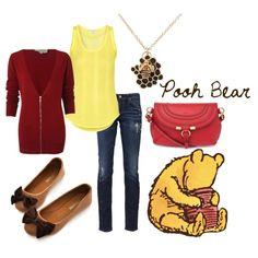 """Winnie the Pooh"" http://www.polyvore.com/pooh_bear/set?.svc=copypaste&embedder=3596686&id=45338181"