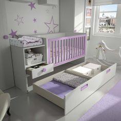 Convertible ECO1BBCUs Mobiliario Infantil | BBCUs Mobiliario Infantil Baby Nursery Furniture, Baby Nursery Decor, Baby Bedroom, Baby Boy Rooms, Baby Boy Nurseries, Baby Cribs, Nursery Room, Room Baby, Nursery Neutral