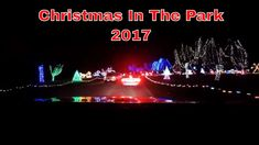 Christmas In The Park Drive Thru Display - 2017 Driving through Christmas In The Park at Longview Lake. Shot on a GoPro Hero3 Black Edition. Please like share and subscribe.
