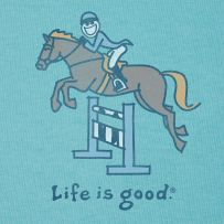 Life is good! VERY good. No matter what's happening, it..... is...... good!!