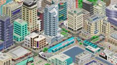 Gaumont District - Completed by hellagood88 on deviantART