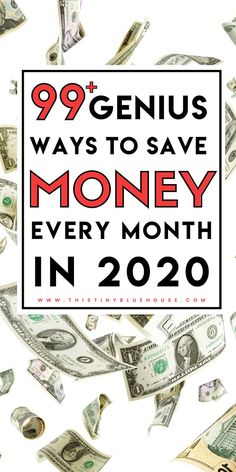 Are you looking for realistic ways to save more cash in Here are 100 clever ways to Save Money Every Month In Save Money On Groceries, Ways To Save Money, Money Saving Tips, How To Make Money, Money Tips, Living On A Budget, Frugal Living Tips, Frugal Tips, Frugal Family