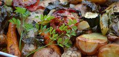 7 tavaszi zöldséges csirke recept - csak a legjobbak! - Receptneked.hu - Kipróbált receptek képekkel Pork, Meat, Red Peppers, Kale Stir Fry, Pork Chops