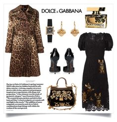 """""""D&G"""" by joanna-tabakou on Polyvore featuring Dolce&Gabbana"""