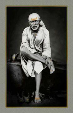 Sai Baba Hd Wallpaper, Lion Wallpaper, Sai Baba Pictures, God Pictures, Good Morning Thursday Images, Lakshmi Photos, Indian Spirituality, Shirdi Sai Baba Wallpapers, Lord Murugan Wallpapers
