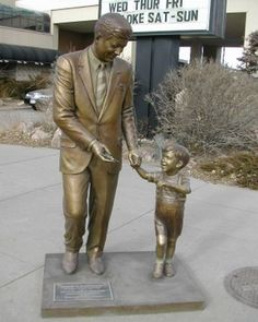 Presidential Walk, Rapid City, South Dakota  -  Travel Photos by Galen R Frysinger, Sheboygan, Wisconsin
