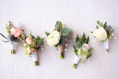 Cute pink & white rustic wedding boutonnieres for a wedding at Homewood & West Shore Cafe in Lake Tahoe by Forget Me Knot Events pictured on our Oat Linnea Linen. Wedding Styles, Wedding Photos, Wedding Day, White Boutonniere, Boutonnieres, Happy Spring, House In The Woods, Natural Linen, Cute Pink