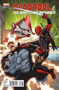Preview: Deadpool: Mercs for Money #3, Story: Cullen Bunn Art: Salvador Espin Cover: Declan Shalvey Publisher: Marvel Publication Date: April 20th, 2016 Price: $3.99    Inten...,  #All-Comic #All-ComicPreviews #Comics #CullenBunn #Deadpool:MercsforMoney #DeclanShalvey #Marvel #previews #SalvadorEspin