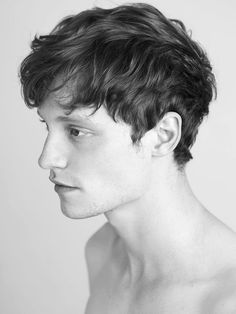 Matthew Hitt. One of my absolute favorite male models.
