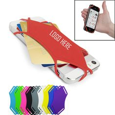 Promotional Products - Promotional Items - Cell Phone Back Strap