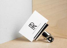 Identité visuelle pour un bureau d'architecture  #identitevisuelle #visualidentity #brand #design #businesscard #architecte #verticalstudiodesign Studio, Design, Corporate Design, Studios